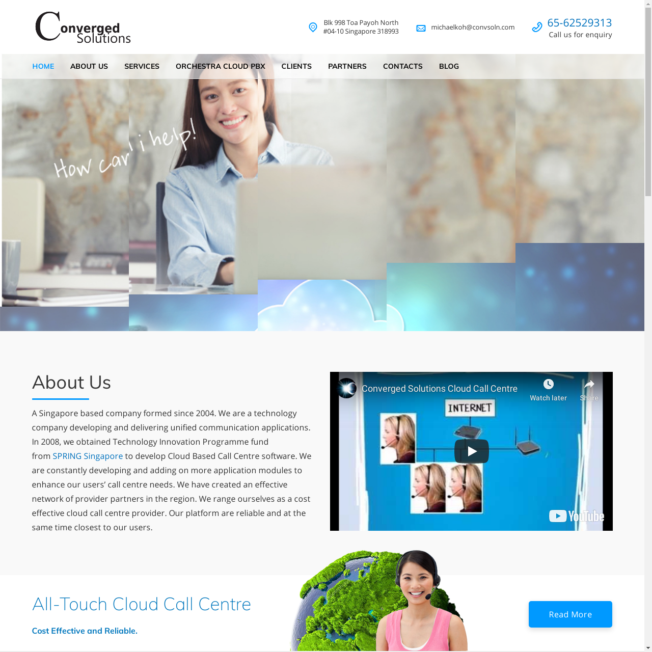 Converged Solutions Pte Ltd