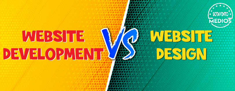 Web Development Vs Web Design, is there a difference?